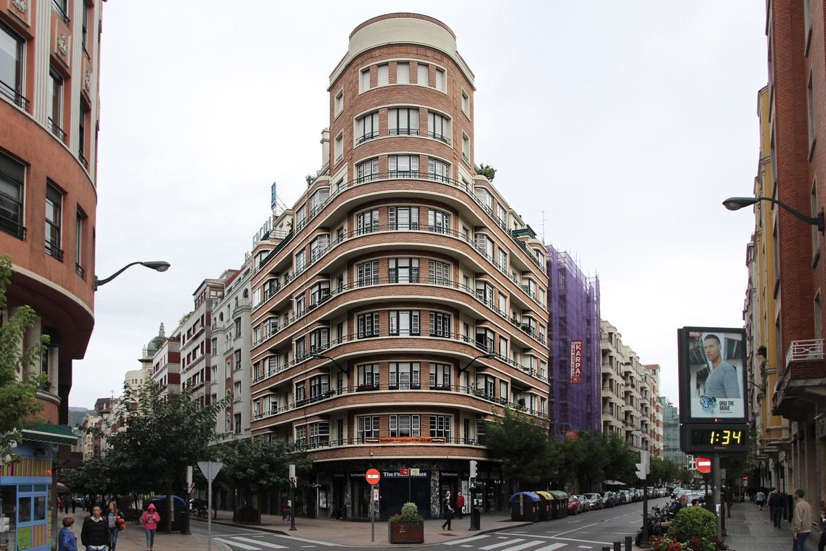 Bilbao edificio museoalde 17 plantas p gina 8 forocoches - Arquitectos en bilbao ...