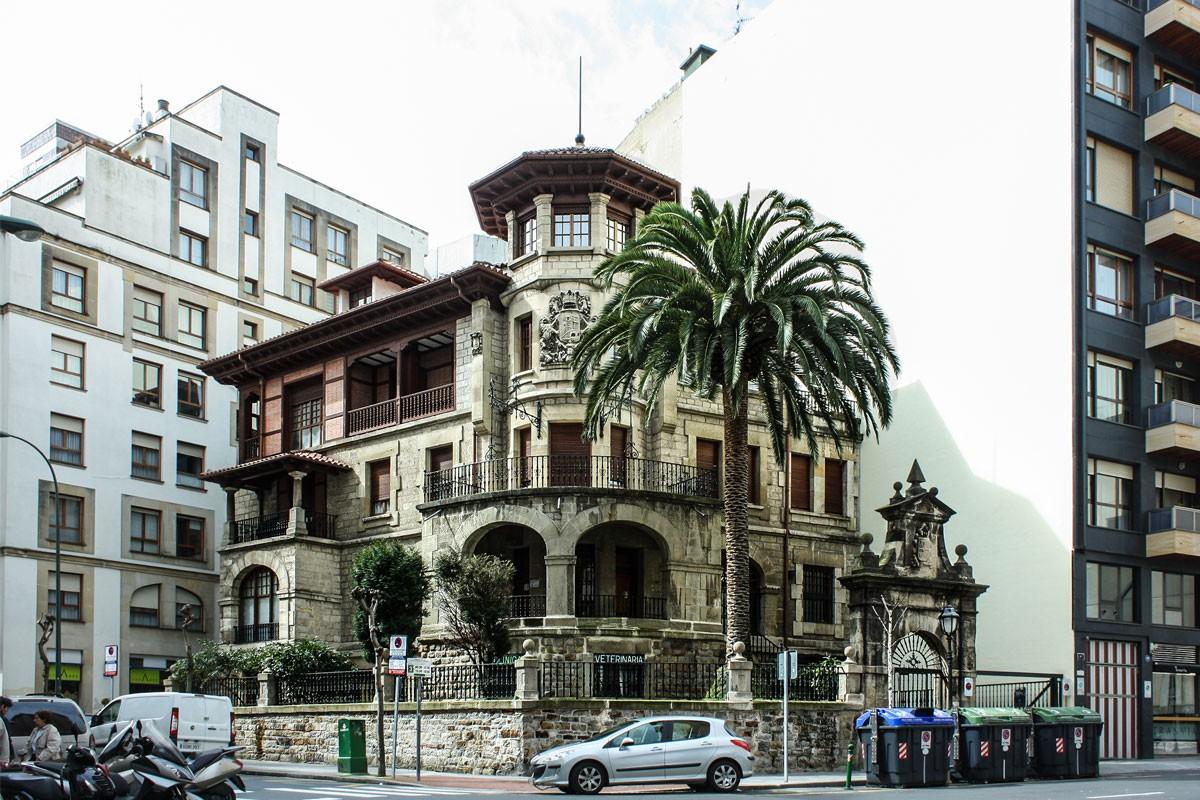 Casa para luis allende arquitectura bilbao - Casa en bilbao ...