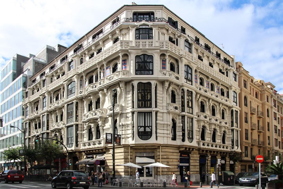 Casa montero arquitectura bilbao - Estudios de arquitectura bilbao ...