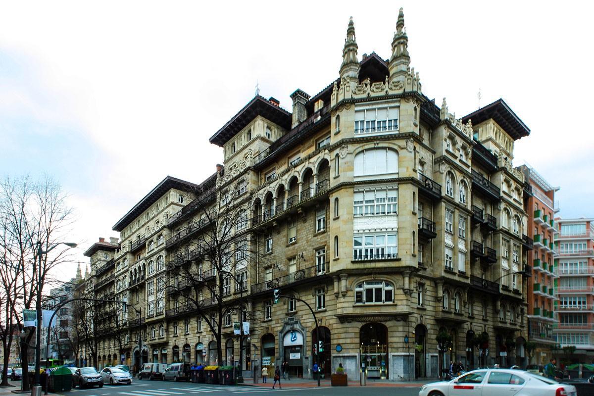 Bilbao edificio museoalde 17 plantas p gina 8 forocoches - Casa en bilbao ...