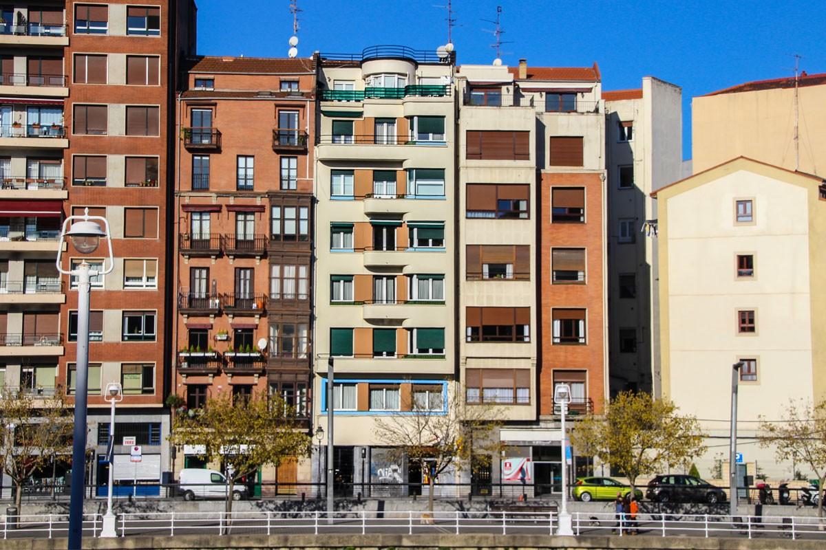 Edificio de viviendas arquitectura bilbao - Arquitectos interioristas madrid ...