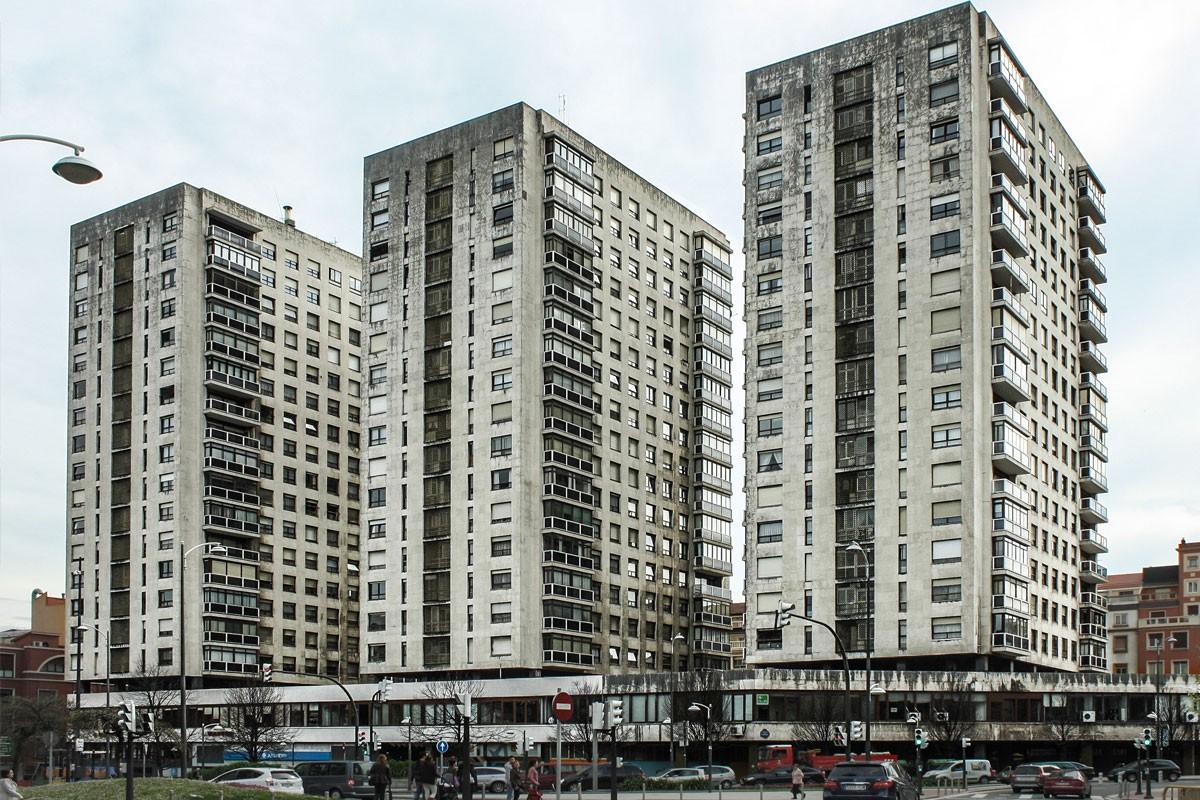 Viviendas en etxezuri arquitectura bilbao - Estudios de arquitectura en bilbao ...