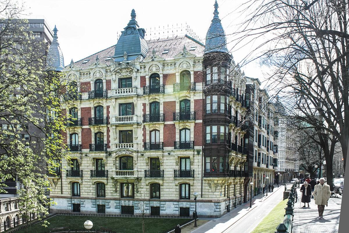 Casa en uribitarte arquitectura bilbao - Casa en bilbao ...