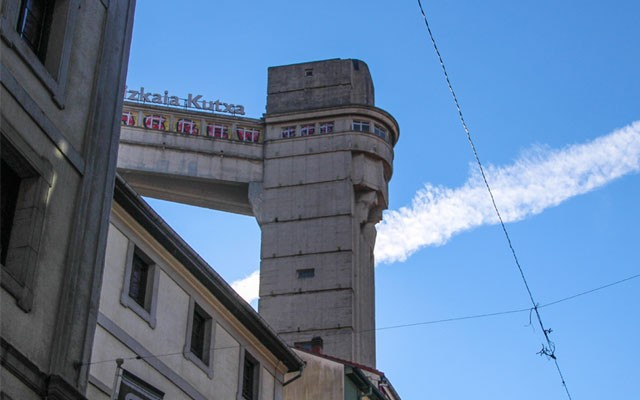 ASCENSOR DE BEGOÑA
